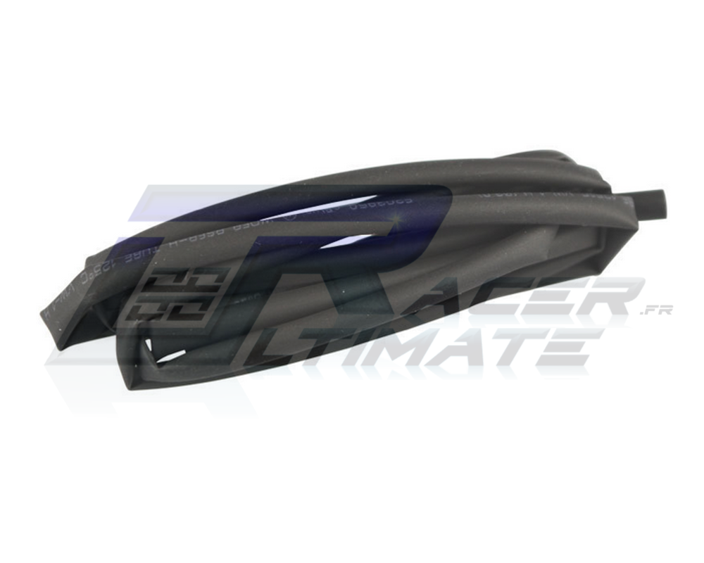 Gaine thermo r tractable noire 3mm 1m - Gaine thermo retractable ...