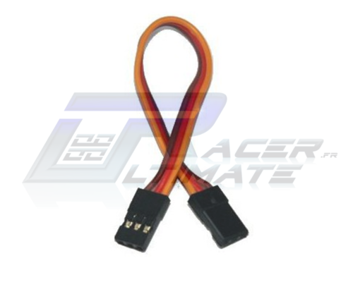 JR servo cable male/male 12cm