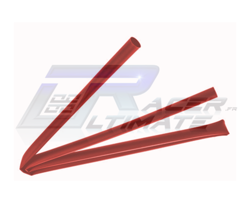 Red heat shrink tube  8mm 1m