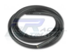 Black silicone wire AWG14 1m