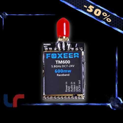 Video transmitter FOXEER 600mw 5.8GHz Raceband